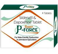 Dapoxetine (Super P-force)